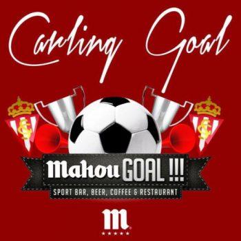 carling goal