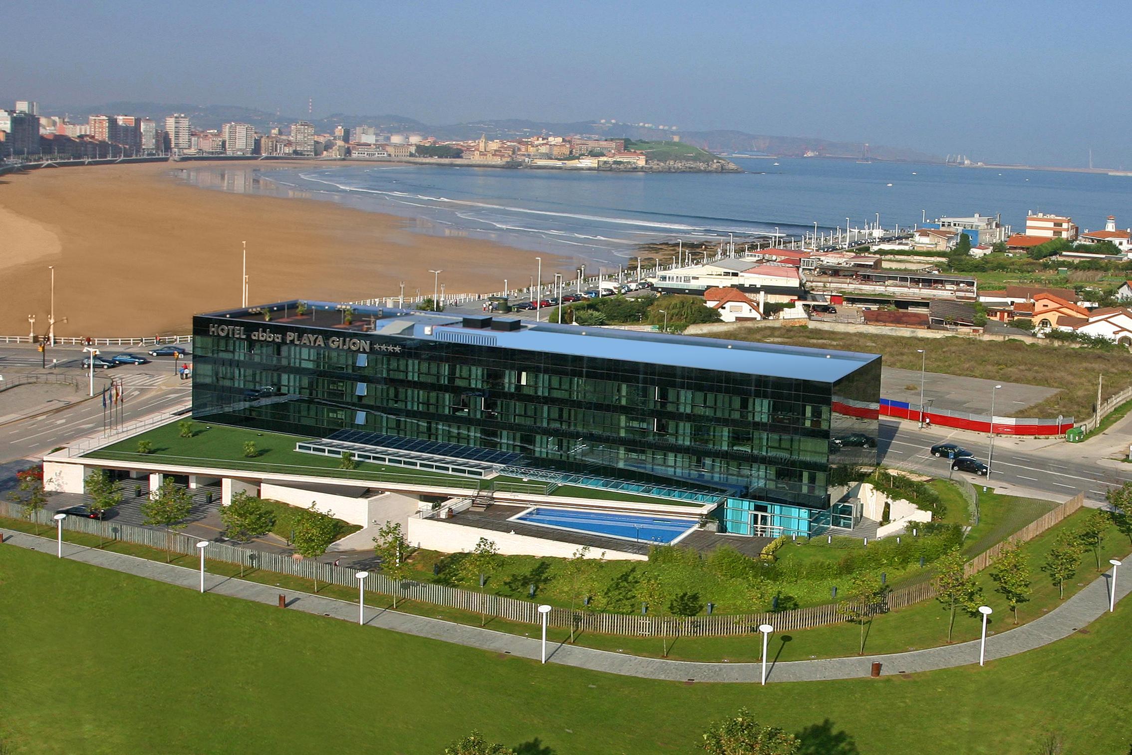 Hotel ABBA Playa Gijón 4*