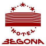 logo hotel begona