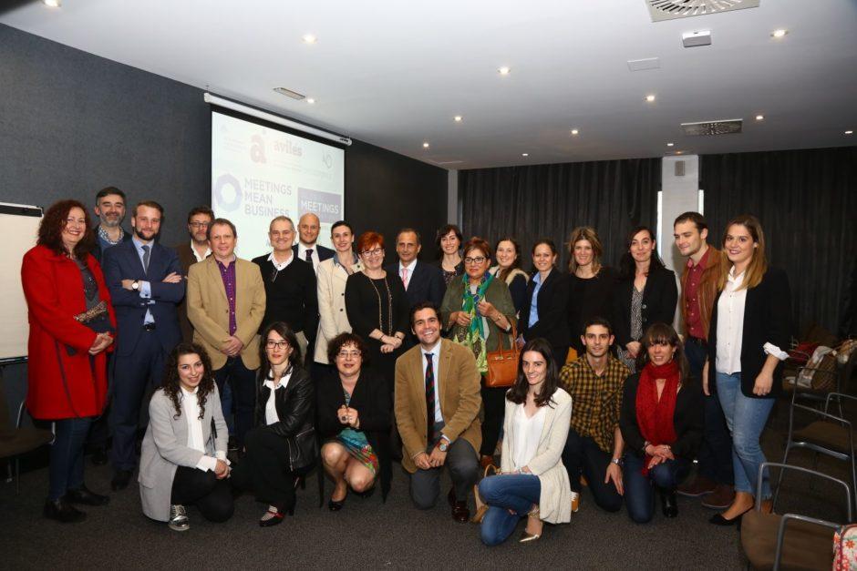 Foto de grupo GMID17 Asturias