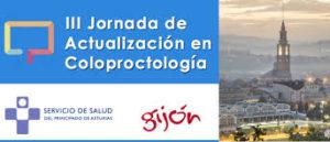 III Jornada de Actualización en Coloproctología