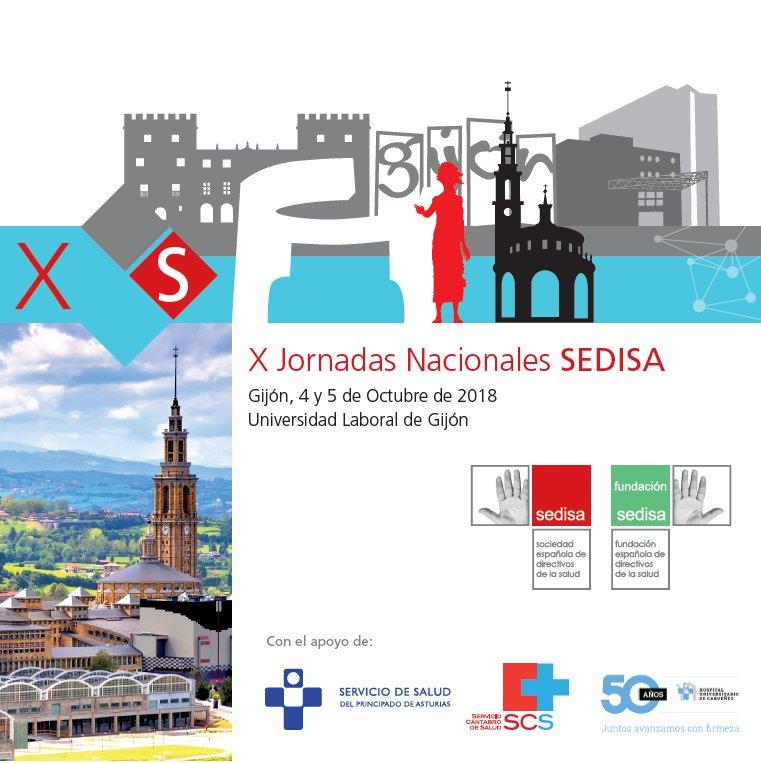 X Jornadas Nacionales SEDISA