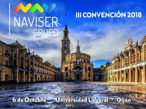 invitación III CONVENCIÓN GRUPO NAVISER