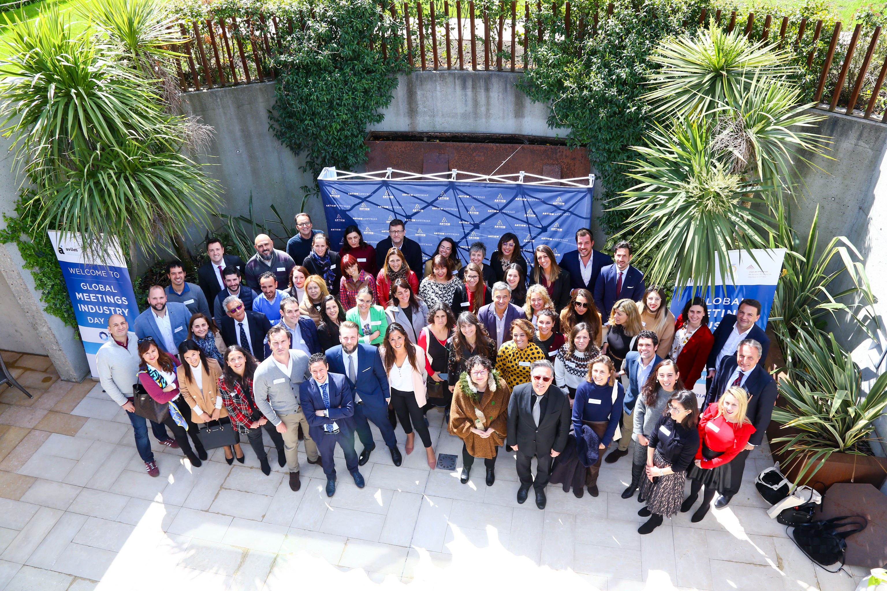 CELEBRACIÓN EN ASTURIAS DEL GLOBAL MEETINGS INDUSTRY DAY 2019