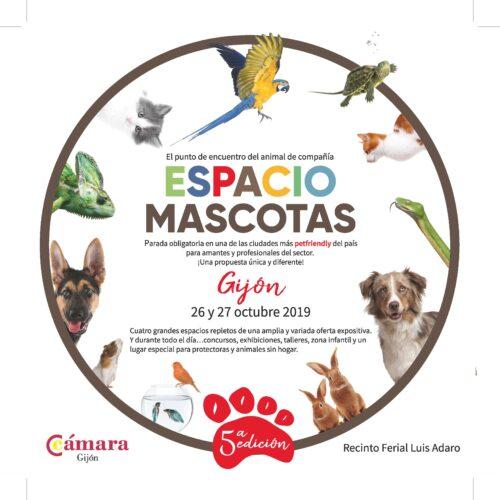 Espacio mascotas 2019 Travel Guau